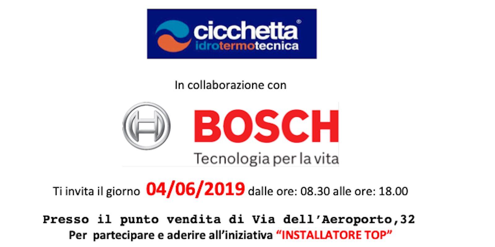 Bosch Installatore Top